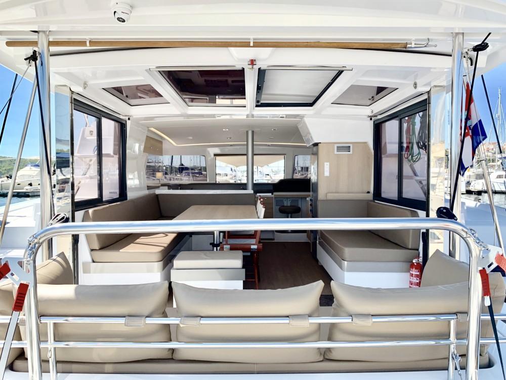 Hire Catamaran with or without skipper Bali Šibenik