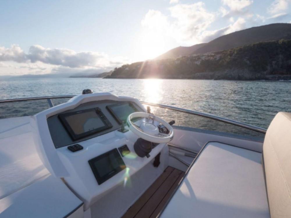 Rental Motor boat in Palma - SESSA Sessa Fly 54