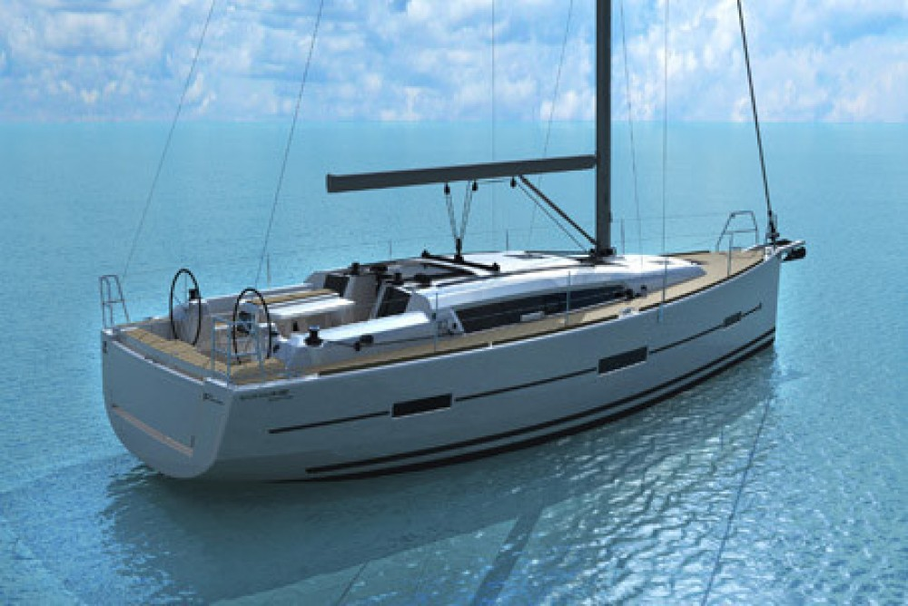 Dufour Dufour 412 between personal and professional Trogir