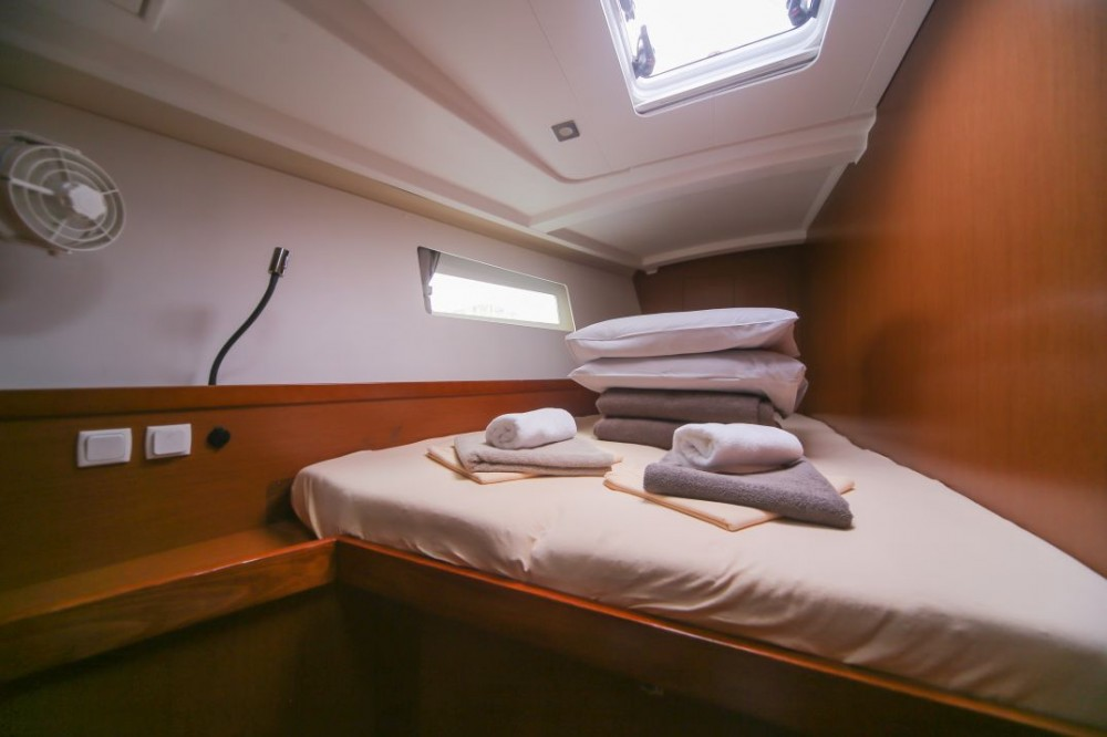 Bénéteau Oceanis 45 between personal and professional Dubrovnik