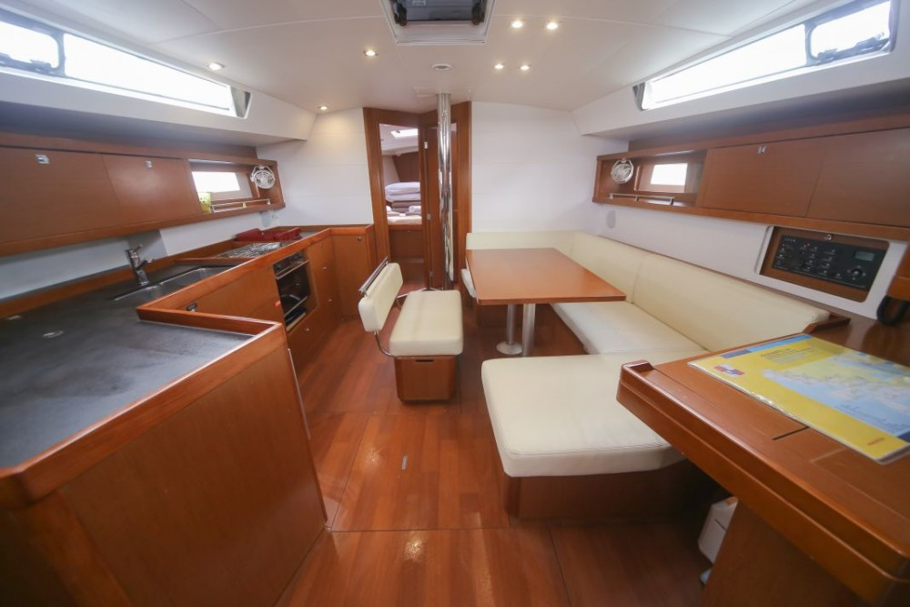 Rental yacht Dubrovnik - Bénéteau Oceanis 45 on SamBoat