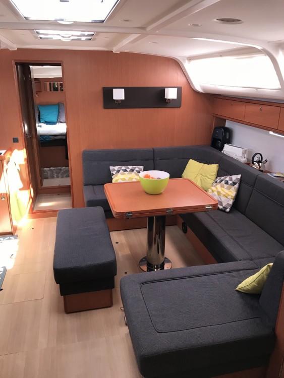 Rental yacht Liguria - Bavaria Cruiser 51 on SamBoat