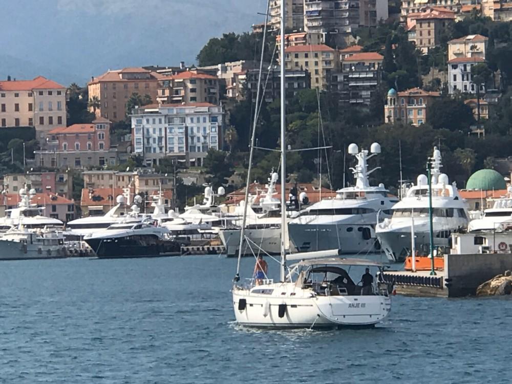 Boat rental Liguria cheap Cruiser 51