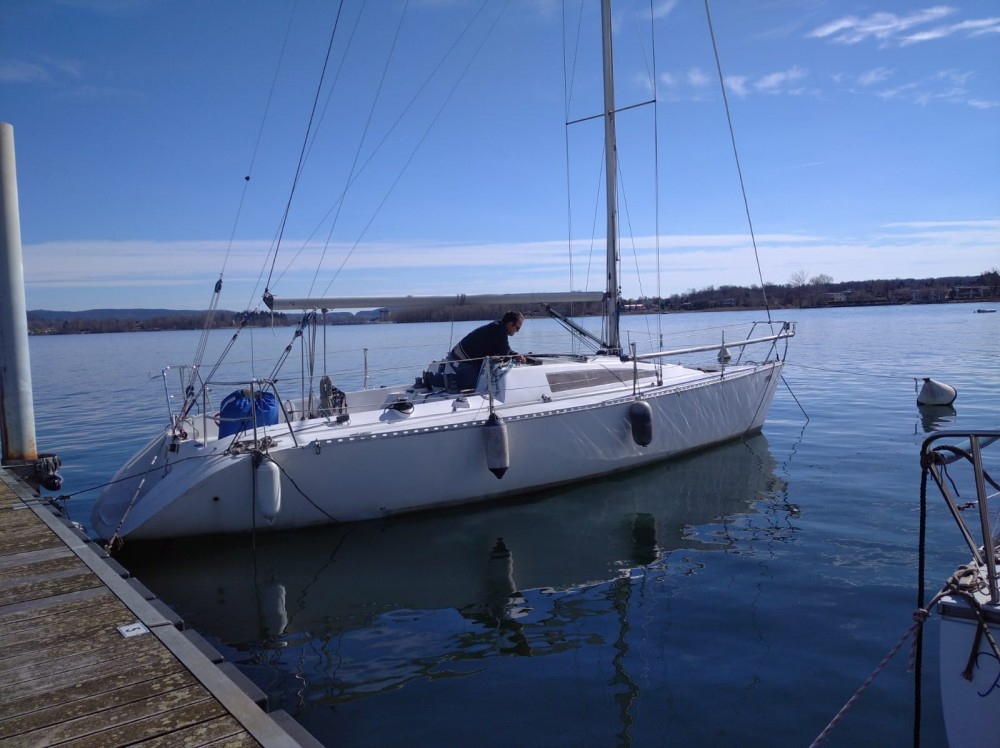 Sailboat for rent Dormelletto at the best price