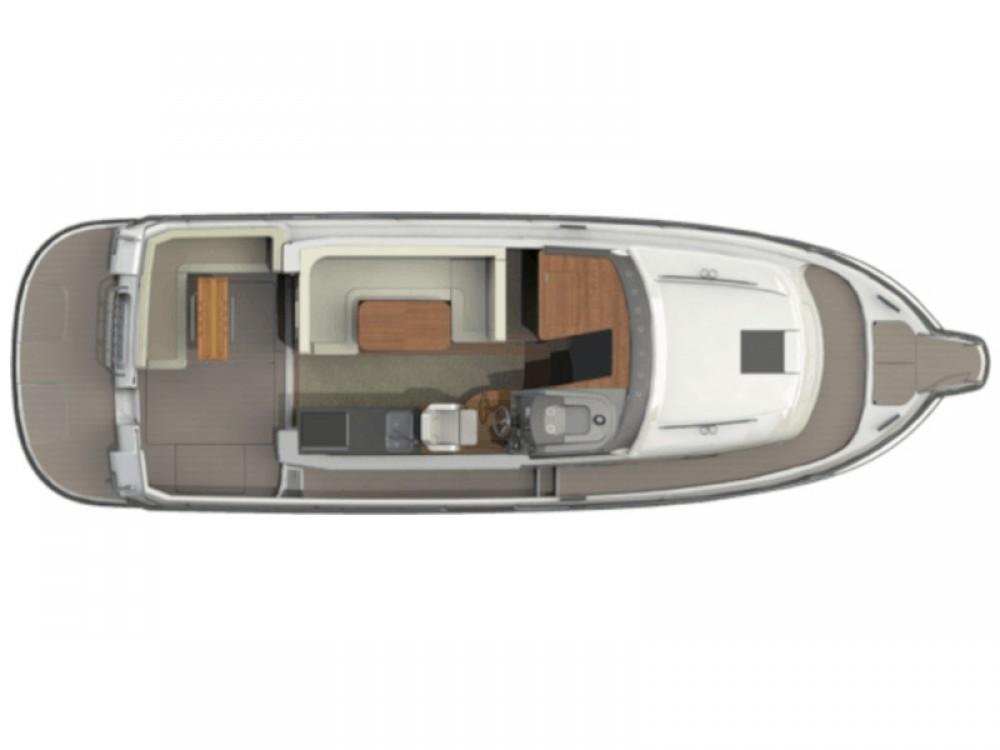 Rental yacht Pirovac - Nimbus Nimbus 365 Coupé on SamBoat
