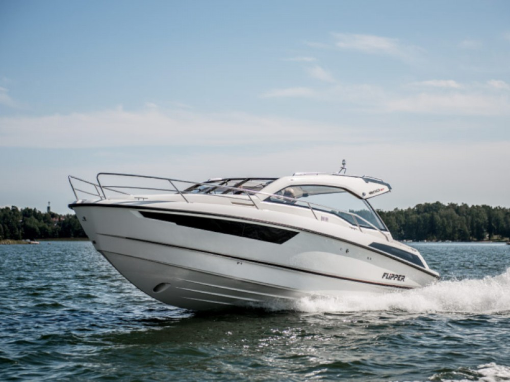 Rent a  Flipper 900 ST Marina Pirovac