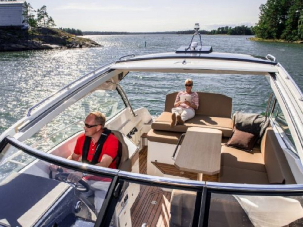 Hire Motor boat with or without skipper  Marina Pirovac