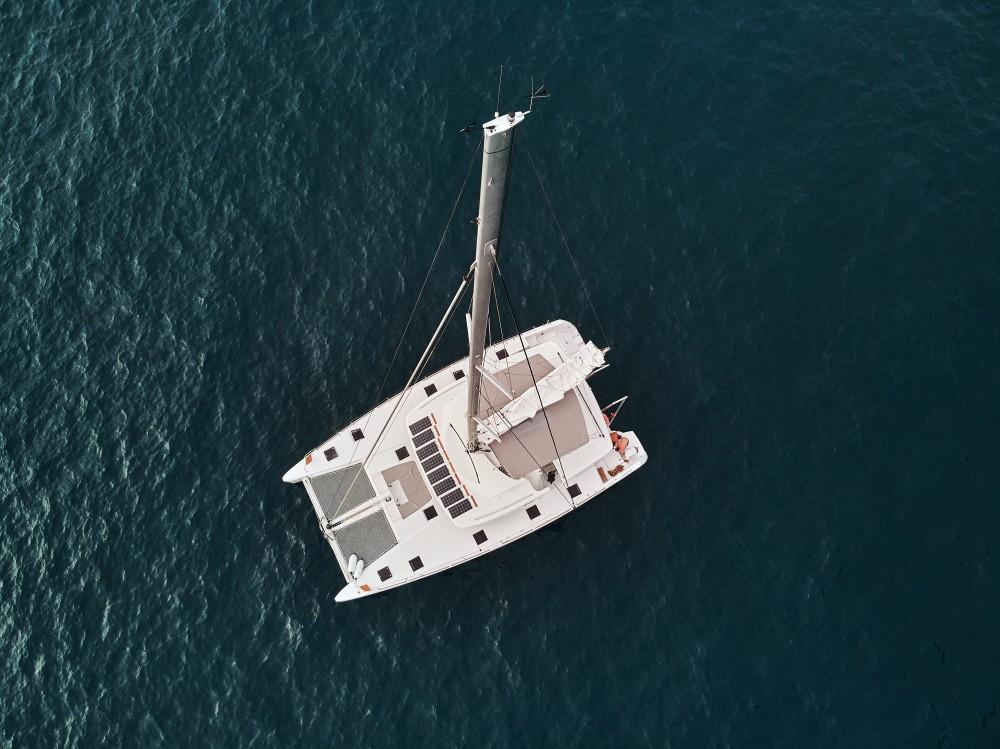 Rental yacht Ibiza - Lagoon Lagoon 52F on SamBoat