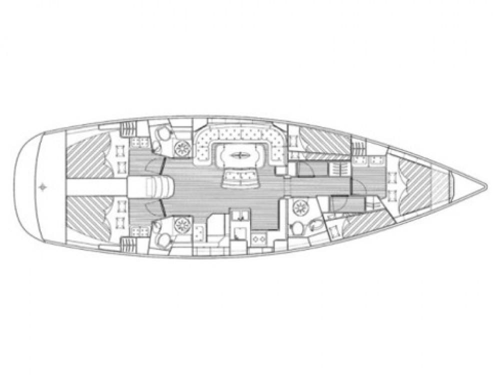 Bavaria Bavaria 51 Cruiser between personal and professional Pomer