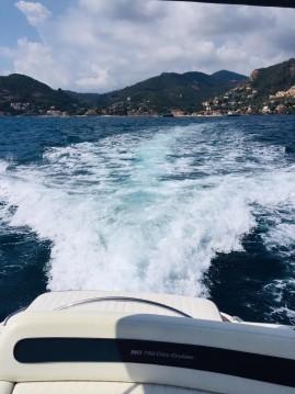 Rental Motorboat in Mandelieu-la-Napoule - Rio Rio 750 Day Cruiser