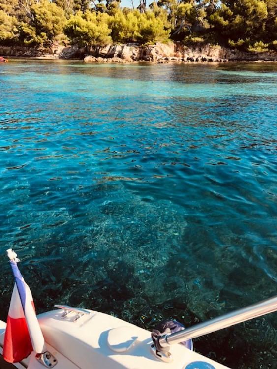Rental Motor boat in Mandelieu-la-Napoule - Rio Rio 750 Day Cruiser