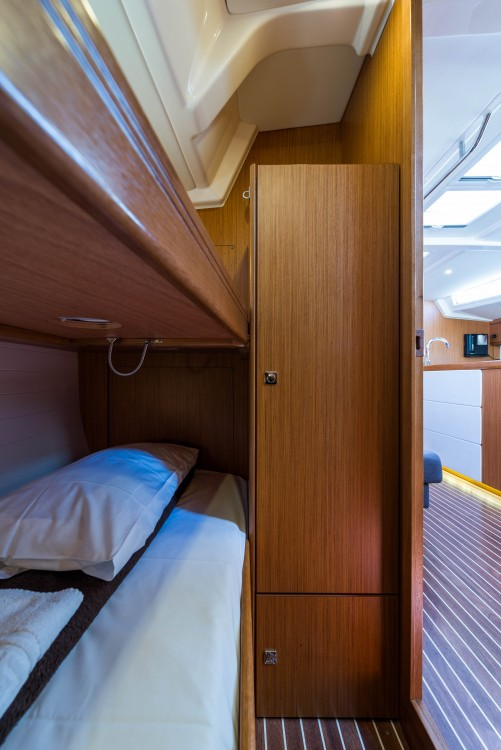 Bavaria Bavaria Cruiser 56 between personal and professional Lefkada