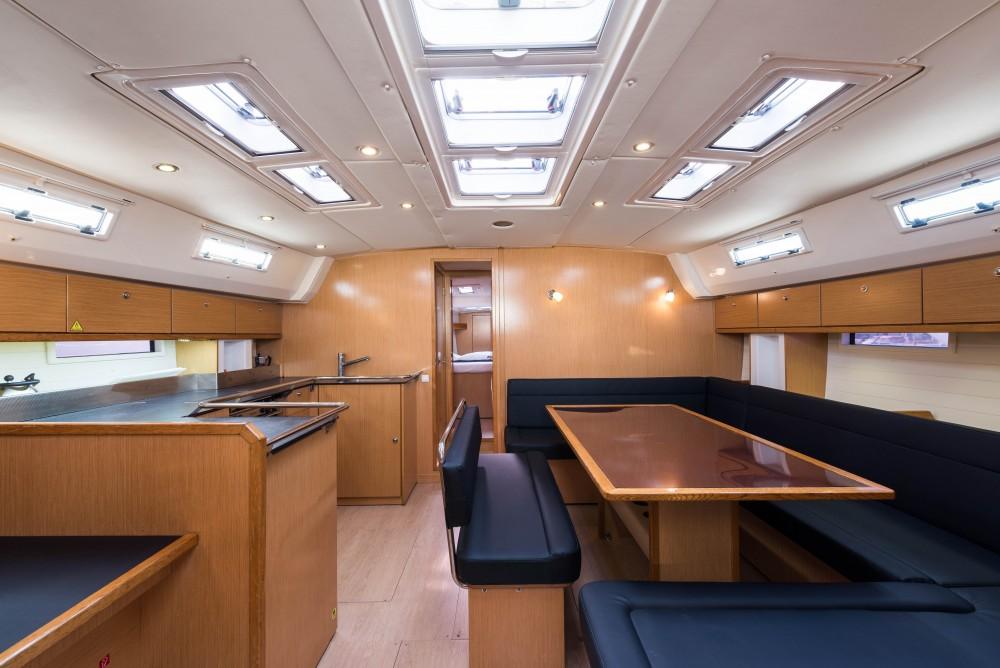 Boat rental Lefkada cheap Bavaria Cruiser 50