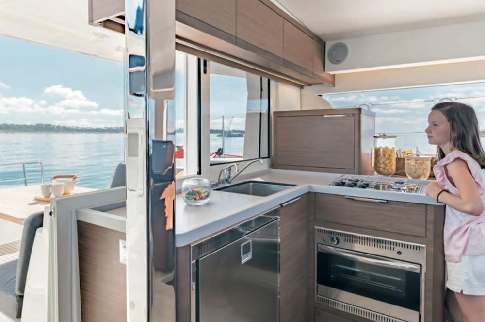 Rental Catamaran in Portoferraio - Lagoon Lagoon 40