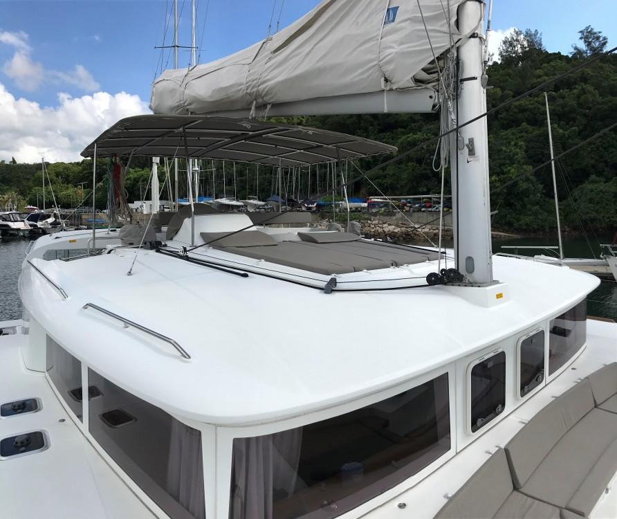 Rental yacht Lefkada - Lagoon Lagoon 450  Flybridge on SamBoat