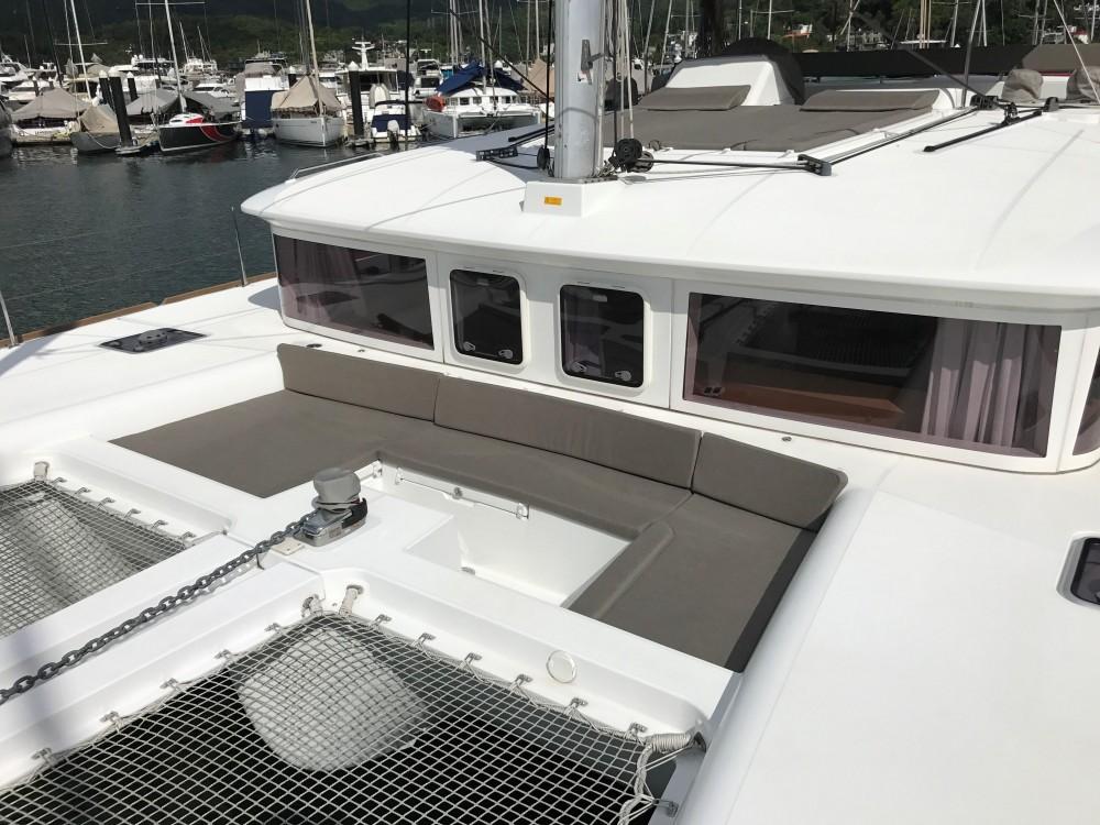 Boat rental Lefkada cheap Lagoon 450  Flybridge