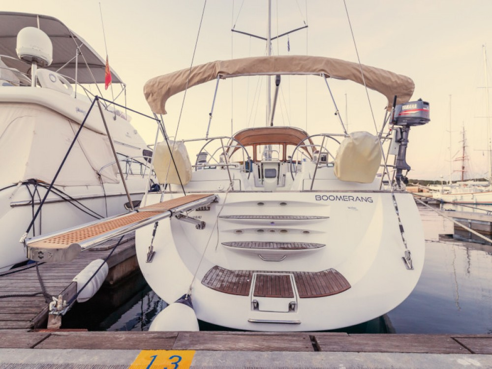 Boat rental Alimos Marina cheap Sun Odyssey 54DS