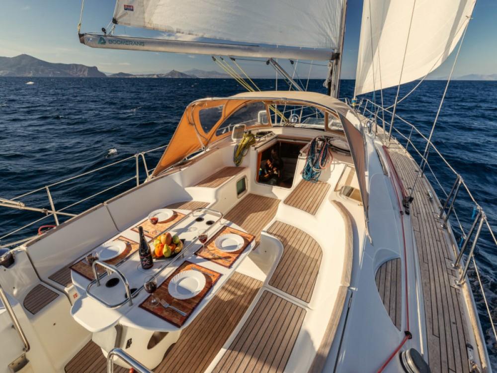 Boat rental Jeanneau Sun Odyssey 54DS in Alimos Marina on Samboat
