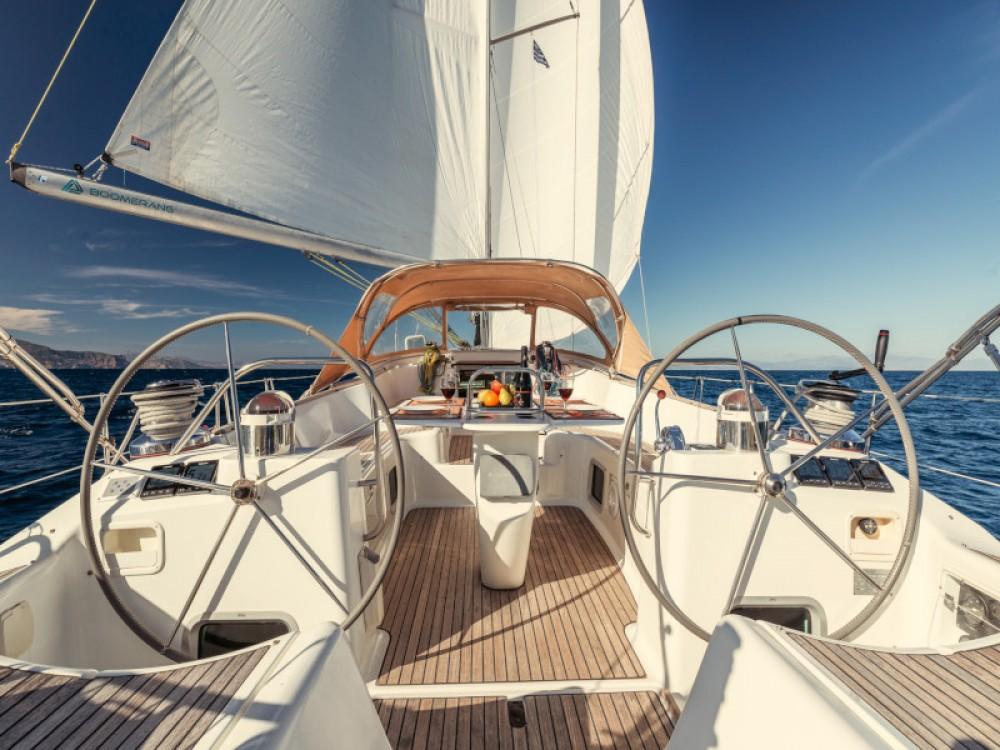 Rent a Jeanneau Sun Odyssey 54DS Alimos Marina