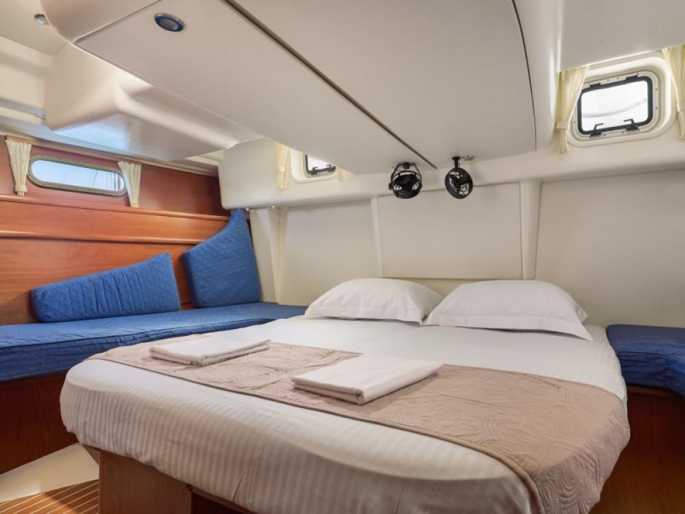 Rental yacht Alimos Marina - Jeanneau Sun Odyssey 54DS on SamBoat