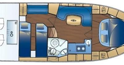 Boat rental Palma de Mallorca cheap Bavaria 33 Sport