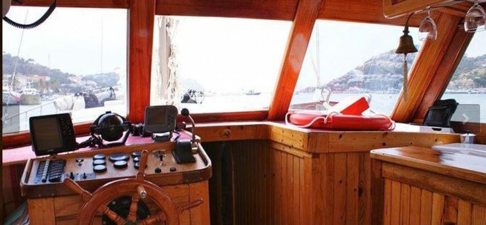 Rent a Goleta Suite del Mar Marbella