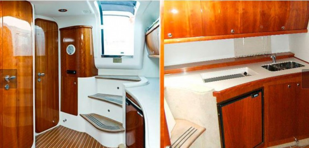 Boat rental Prinz 33 in Marbella on Samboat