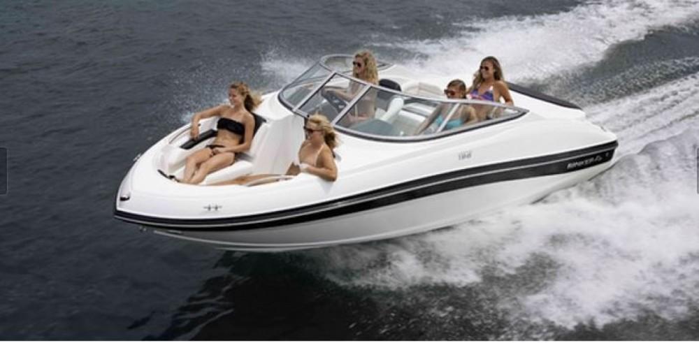 Rental yacht Marbella - Rinker Captiva 196 on SamBoat