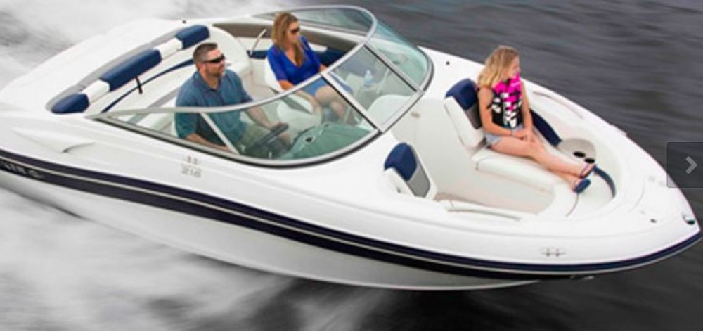 Motor boat for rent Marbella at the best price