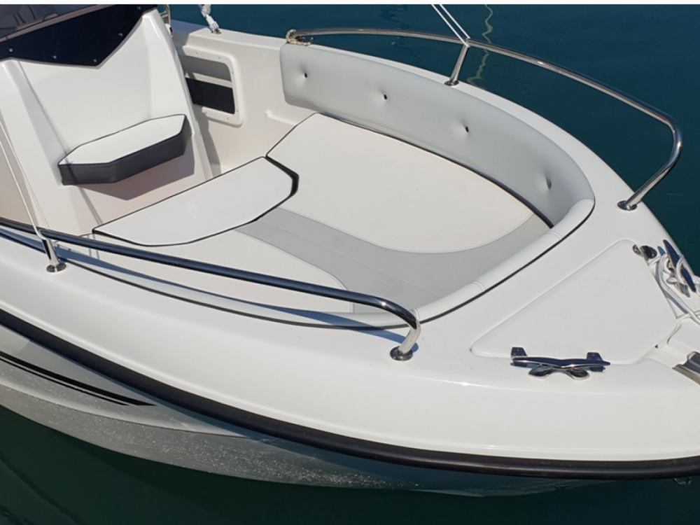 Rental Motor boat in Moniga del Garda - TRIMARCHI 57