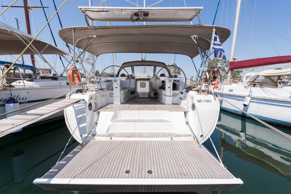 Sailboat for rent Lefkada at the best price