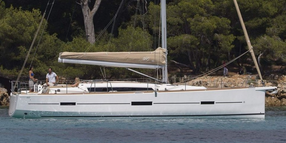 Rental yacht  - Dufour Dufour 460 on SamBoat