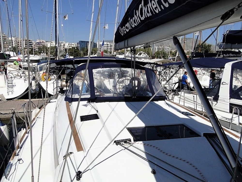 Jeanneau Sun Odyssey 509 between personal and professional Pula