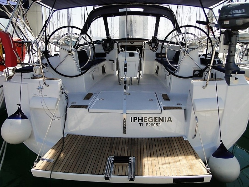Boat rental Grad Pula cheap Sun Odyssey 509