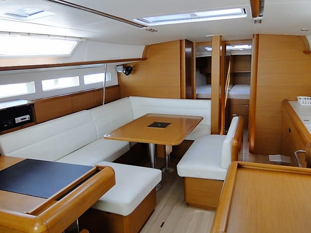 Rental yacht Grad Pula - Jeanneau Sun Odyssey 509 on SamBoat