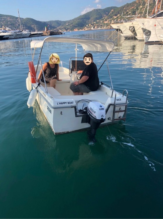 Rental Motor boat in Cannes - Selva Selva 480 Pro