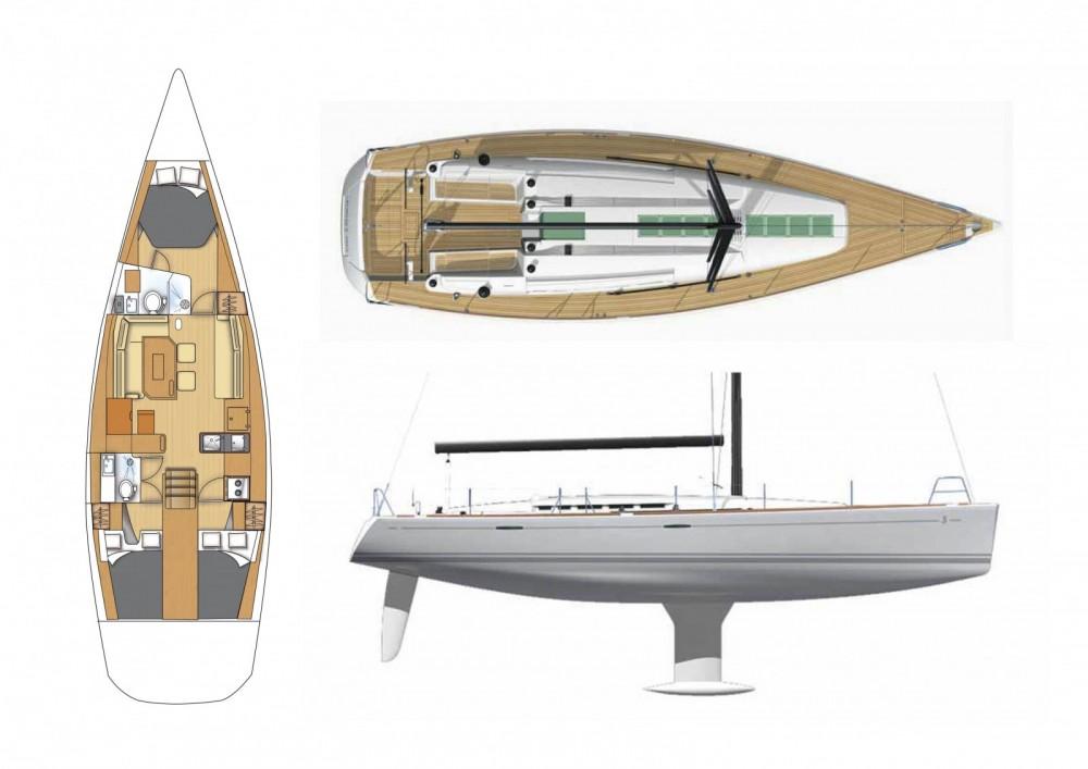 Rental Sailboat in Marigot - Bénéteau First 50 S