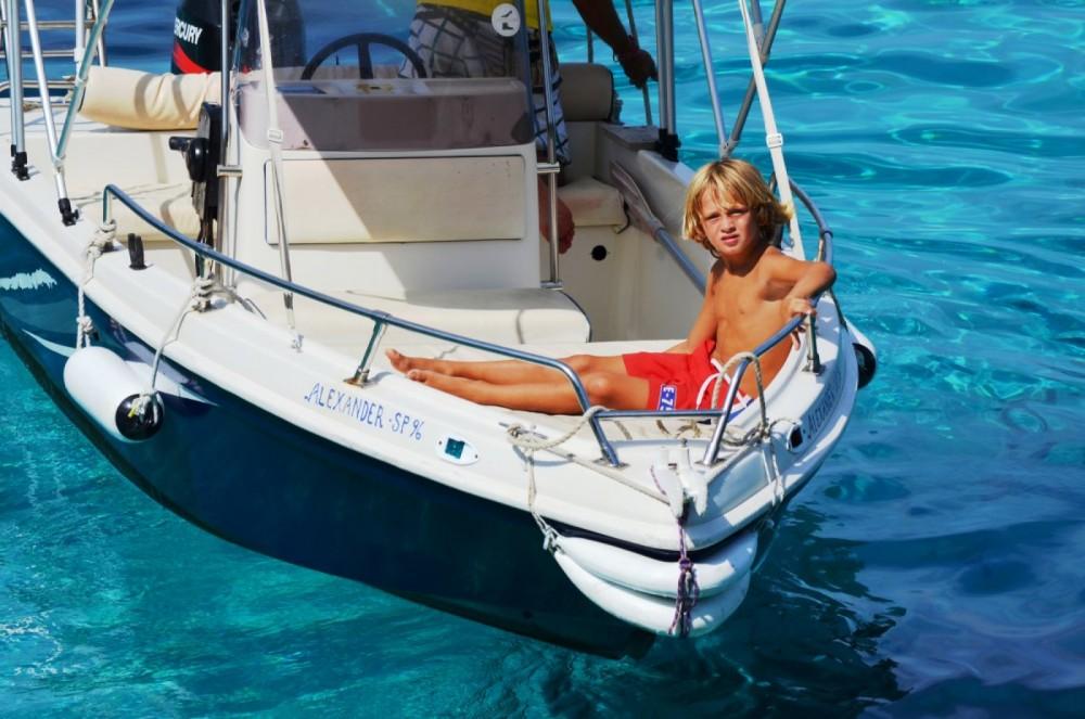 Boat rental  cheap 470