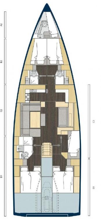 Boat rental Bavaria Bavaria C57 Holiday in Seget Donji on Samboat