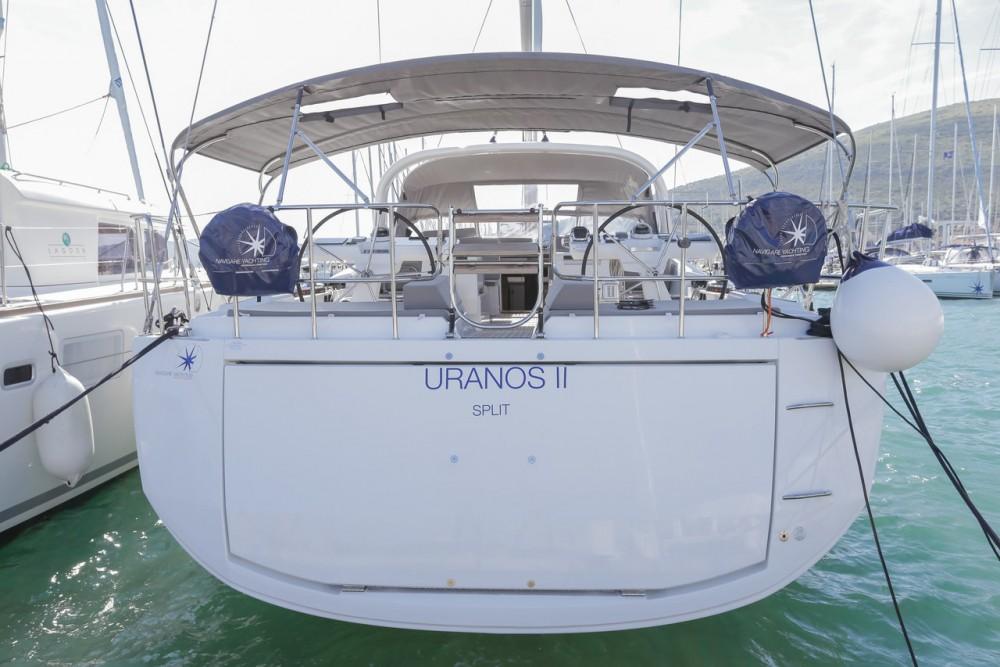 Boat rental Jeanneau Jeanneau 64 in Seget Donji on Samboat