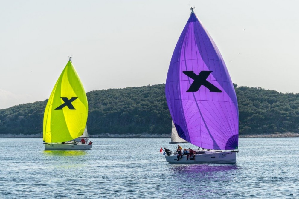 X-Yachts X-Yacht 4-3 between personal and professional Split