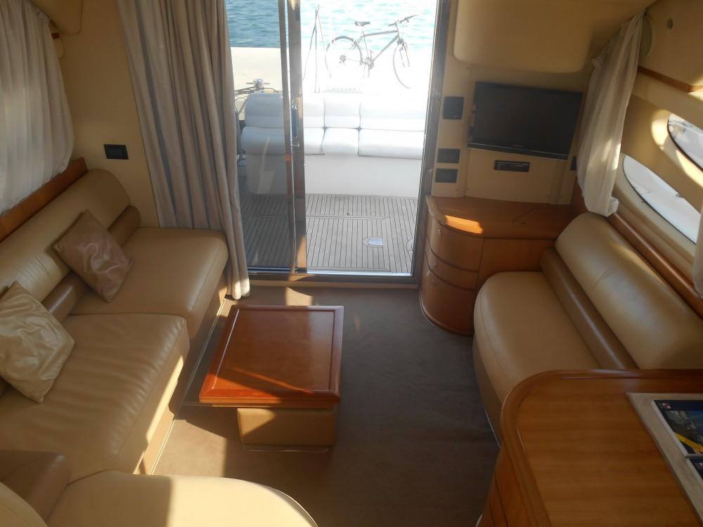 Rental yacht Marina Pirovac - Azimut Azimut 39 on SamBoat
