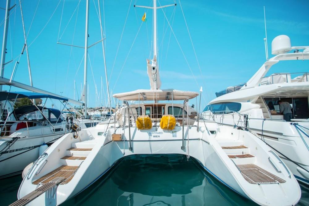 Boat rental Alliaura Privilege 465 in Marina Baotić on Samboat
