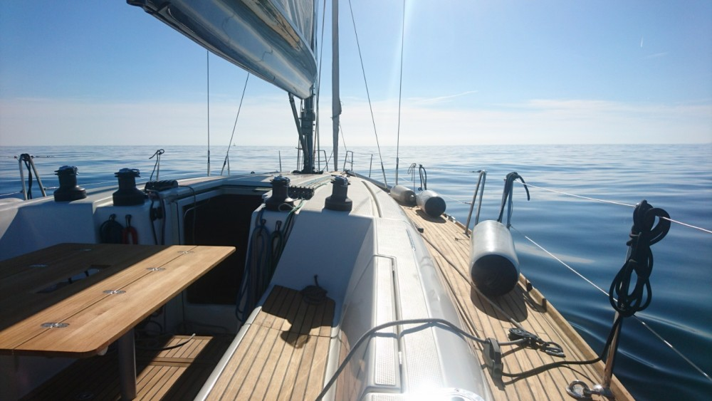 Rental Sailboat in Palma - Bénéteau First 50 S