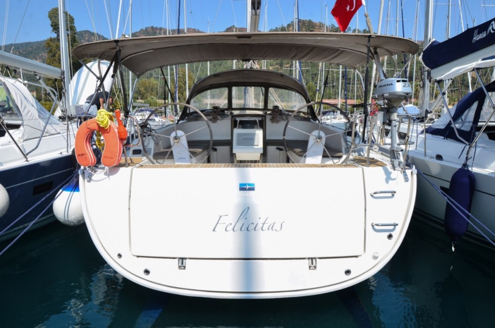 Rental Sailboat in Muğla - Bavaria Cruiser 46