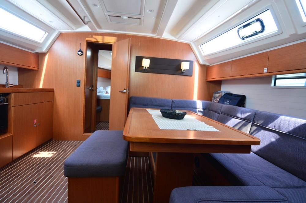 Bavaria Cruiser 46 between personal and professional Muğla