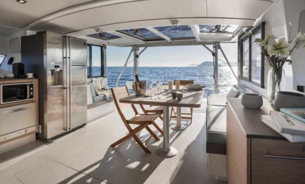 Bali Catamarans Bali 4.3 MY between personal and professional Cogolin