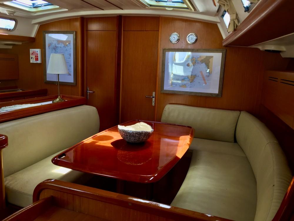 Boat rental Alimos Marina cheap Cyclades 50.5