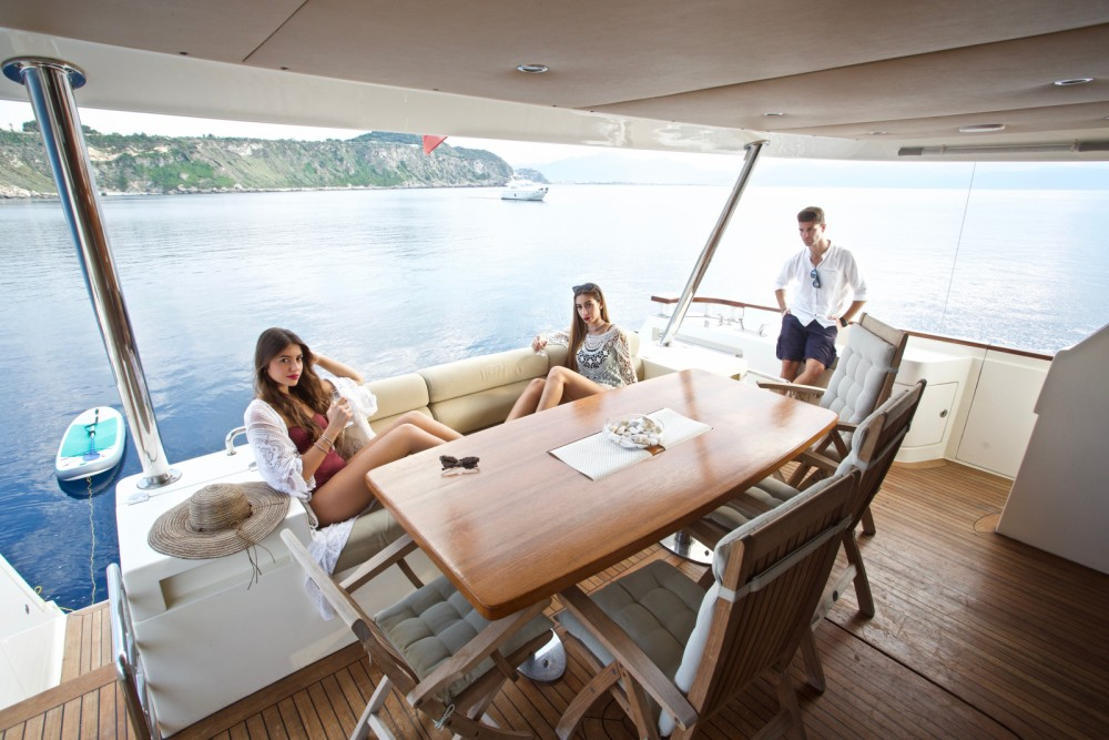 Hire Yacht with or without skipper Aicon Milazzo