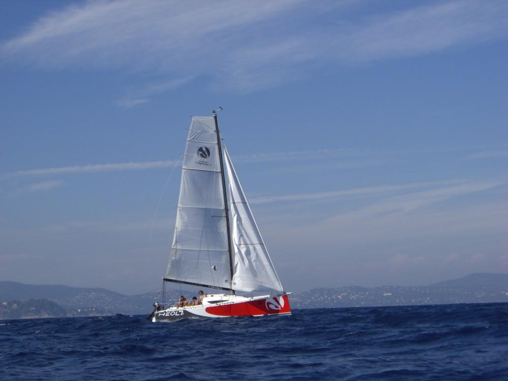 Rental Sailboat in Cogolin - HEOL HEOL 7.4